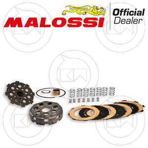 MALOSSI 5217783 FRIZIONE COMPLETA POWER UP CLUTCH SYSTEM VESPA PX E 200 2T