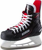 Bauer Herren Schlittschuhe Eishockey-Schlittschuhe X Pro Skate SR schwarz rot
