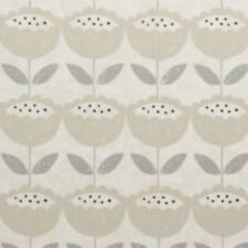 Clarke and Clarke Anais Linen Floral Design Curtain Upholstery Craft Fabric