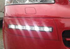 LED TAGFAHRLICHT + BLENDE VW T5 BUS 03-09 MULTIVAN CHROM SATZ PASSGENAU MODULITE