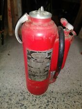 Ansul Sp-20 Red Vintage Fire Extinguisher - Guc - Empty
