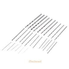 28x Micro Small HSS Precision Twist Drills Bit Set Craft Hobby Jewelly 0.3-3.0mm