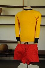 Hose NVA shorts Rot 46 D5 S Sprinter Herren Sporthose 80er True Vintage 80s red