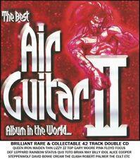 Best Greatest Rock Hits 2CD ZZ Top Gary Moore Queen Iron Maiden Bowie Pink Floyd