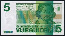 Niederlande / Netherlands 5 Gulden 1973 Pick 095 (1)