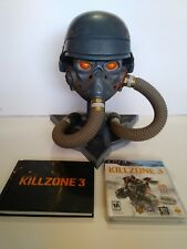 Killzone 3  Helghast Edition (Sony PlayStation 3, 2011 game and artbook included