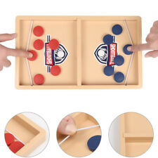Family Entertainment Foosball Game Bumper Chess Fast Sling Puck Game Board Game