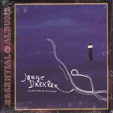 JORGE DREXLER - 12 SEGUNDOS DE OSCURIDAD - ESSENTIAL ALBUMS [CD]