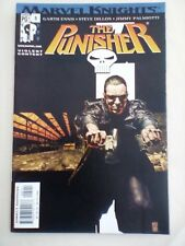 MARVEL KNIGHTS - THE PUNISHER  #5 - 2001 - Ennis/Dillon NEAR MINT CONDITION