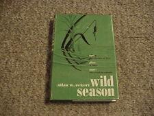 Wild Season by Allan W. Eckert (1967, First Edition, Hardback) / Free Shipping!