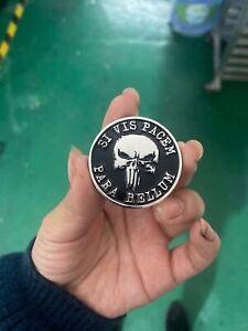 Punisher Challenge Coin