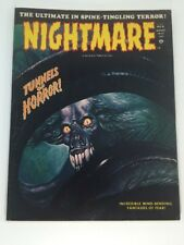Nightmare #8 August 1972 Skywald VF+