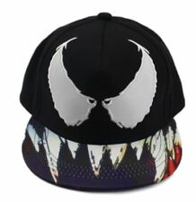 Marvel Comics VENOM Logo Adjustable Snapback Cap/Hat
