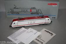 Märklin 3738 Digital Elok Baureihe 128 001-5 DB Spur H0 OVP