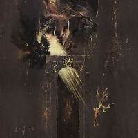 EREBUS ENTHRONED - TEMPLE UNDER HELL  - CD - Occult Black Metal NEW 2014 ALBUM