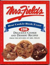 Mrs. Fields Best Cookie Book Ever - 130 Delicious Cookie and Dessert Recipes