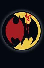 BATMAN: KNIGHTFALL-STURZ DES DUNKLEN RITTERS 1,2,3+4  HC Variant-Hardcover lim.