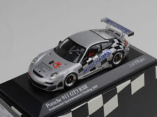 Porsche 911 997  GT3 RSR Toy Fair 2009 Nürnberg  Minichamps 1:43