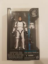 Star Wars Black Series Han Solo (Stormtrooper Disguise) (#9) - Hasbro - BNIB