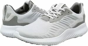 Adidas Women's Alpha-Bounce RC W Running Shoes Trainers Grey