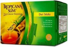 Tropicana Slim Zero Calorie Sweetener 5 - 25 Diet Stick