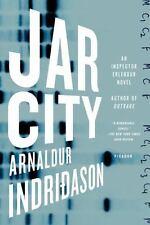 JAR CITY by Arnaldur Indridason FREE SHIPPING paperback book Inspector Erlendur