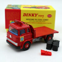 Dinky Toys 425 Atlas Beford TK Coal Lorry With Coal Sacks And Scales Diecast car