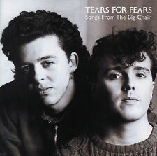 Tears for Fears Songs From The Big Chair CD 2014 Mercury