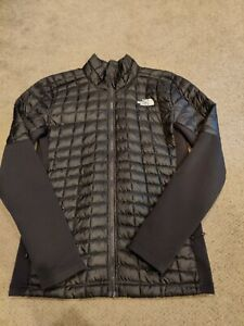 The North Face Thermoball Down Jacket Black Size Small