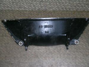 TRANSMISSION TORQUE CONVERTER BELLY PAN, ROLLS ROYCE SILVER SHADOW UD12833