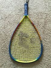 nice E-Force Turmoil 106 sq.in. head racquetball racquet D