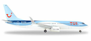 Herpa Wings 526692-002 TUIFly Boeing 737-800 New 2014 Livery 1/500 Scale Model