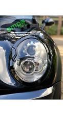 Mini Gen 1 Head Light covers Piano Black Gloss 2001 - 2006