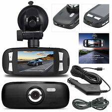 "2.7"" G1W Full HD 1080p In Car DVR Vehicle Camera Dash Cam Recorder G-sensor"