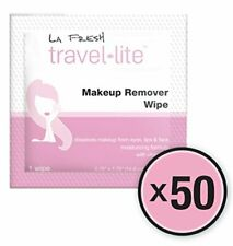 NEW La Fresh Makeup Remover Gift Box Wipes 48 Count