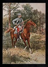C1970s Imperial War Museum French Uniforms 1885-87 No1 Chasseurs a Cheval