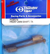 Pd9079 Thunder Tiger Cvd- Drive Shaft Vorne Tomahawk (2) Tra