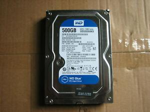 """Western Digital Blue 500GB 3.5"""" Hard Disk Drive"""