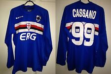 Kappa Sampdoria Memorabilia Football Shirts (Italian Clubs)