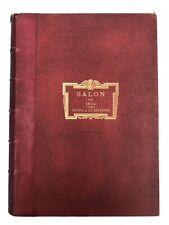 MAGNIFIQUE LIVRE SALON DE 1873 PAR GOUPIL & CIE EDITEURS 65 PHOTOGRAVURES T1