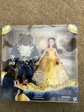 New Beauty and the Beast Grand Romance Movie Dolls 2 Pack with Disney's Belle