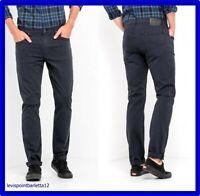 pantaloni a jeans Lee da uomo rider slim in cotone estivi elasticizzati 46 48 54