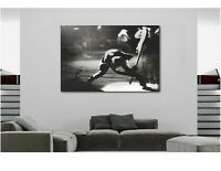 The Clash - London Calling - Canvas Wall Art Print - Various Sizes