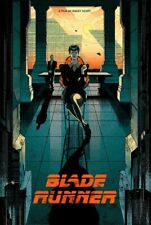 1980s Blade Runner Highly Stylized Movie Poster replica fridge magnet - new