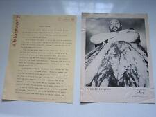 Charles Earland Press kit bio