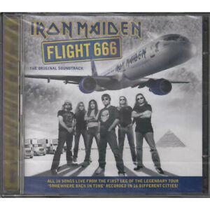 Iron Maiden CD Flight 666 The Original Soundtrack / EMI 50999 6977572 7 Sigillat