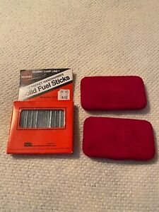 Vintage Red Hand Warmers