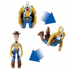 TRANSFORMERS EGG DISNEY TOY STORY SHERIFF WOODY ACTION FIGURE BD39461