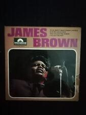 James Brown – It's A Man's Man's Man's World single  ep  vinilo