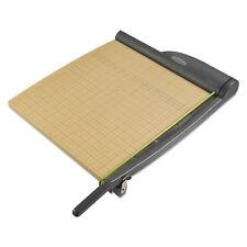 Swingline ClassicCut Pro Paper Trimmer 15 Sheets Metal/Wood Composite Base 18 x